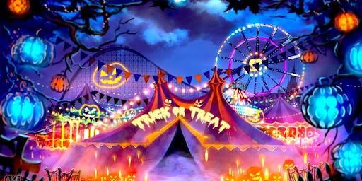 Halloween-Land : Manchesters' Halloween Festival