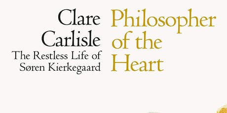 Prospect Book Club - Clare Carlisle  tickets