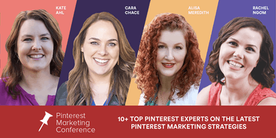Pinterest Marketing Conference 2019 (Online Conference)