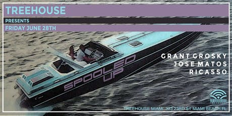 Spooled Up Vol. II at Treehouse Miami tickets