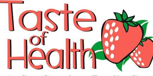 8TH Annual Taste Of Health