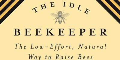 The+Idle+Beekeeper+-+Author+Talk