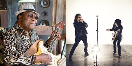 "Luther ""Guitar Jr"" Johnson w/ Magic Dick (J. Geils Band) & Shun NG tickets"