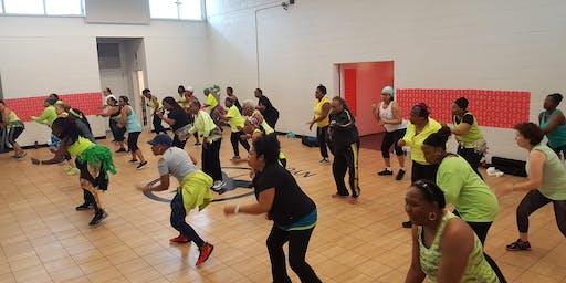 Family Fitness Dance Soca Fest
