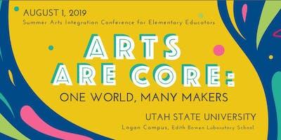 Utah State University Presents Arts Art Core: One World, Many Makers