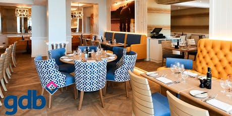gdb Networking at Ease at the Brighton Harbour Hotel  tickets