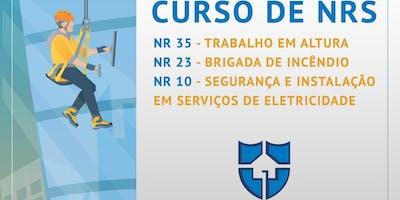 Curso De NRs 10 / 35