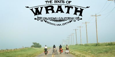 *UK Premiere* Film night @ Bike for Good West. Showing 'The Bikes of Wrath'