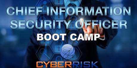 CISO Bootcamp - 2 Day Training Course tickets