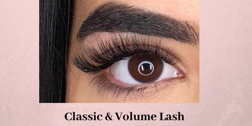 Effortless 10 Classic & Volume Lash Extension Training Raleigh June 30