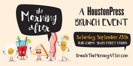 The Morning After, A Houston Press Brunch Event tickets