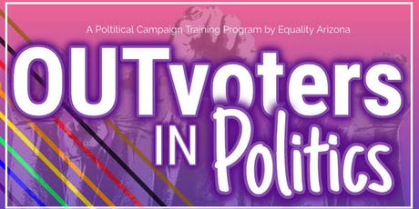 OutVoters in Politics - Northern Arizona Training tickets
