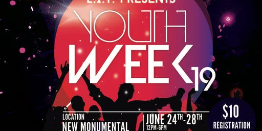 NMBC Youth Week