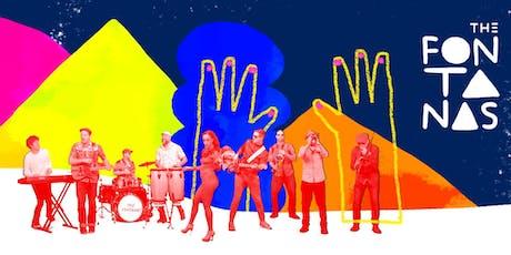 Superhoot: The Fontanas / JORO / Muttnik / Tony Thorpe tickets
