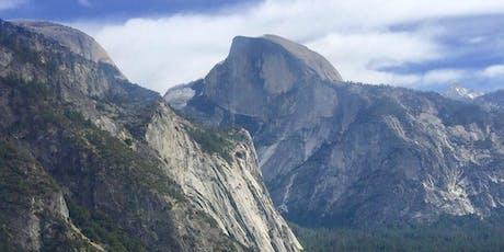 Yosemite Upper Falls Hiking Day Get Away tickets