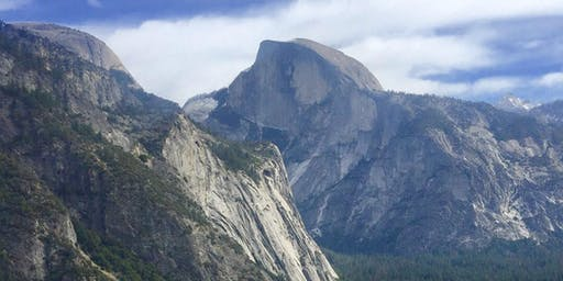 Yosemite Upper Falls Hiking Day Get Away
