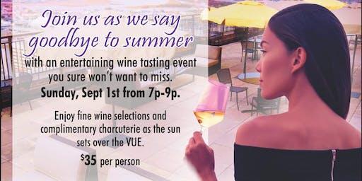 Wine Down Summer