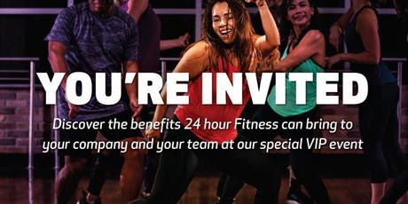 24 Hour Fitness Orlando Park Square VIP Sneak Peek tickets