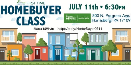 FREE Homebuyer Class tickets