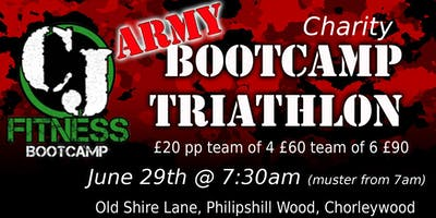 Army Bootcamp Triathlon