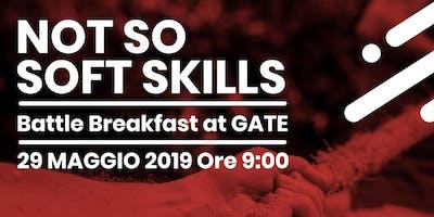 Not so soft skills - battle breakfast