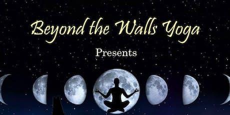 New Moon Yoga & Stargazing tickets