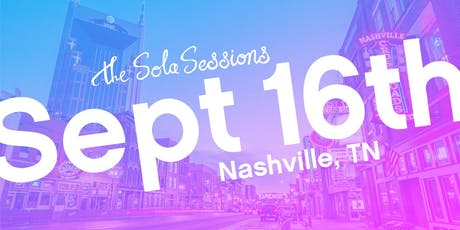 The Sola Sessions: Nashville tickets