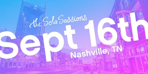 The Sola Sessions: Nashville