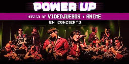 Power Up: Música de Videojuegos y Anime en concierto - Abbey Road!