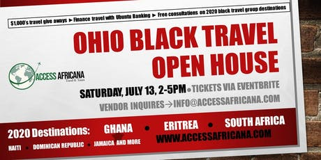 ACCESS AFRICANA PRESENTS: Ohio Black Travel Open House tickets