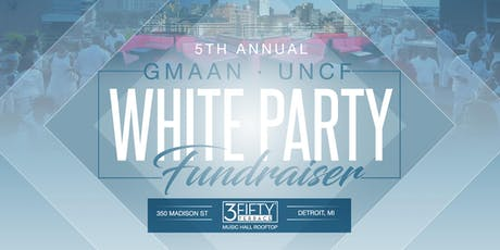 GMAAN 2019 UNCF White Party Fundraiser tickets