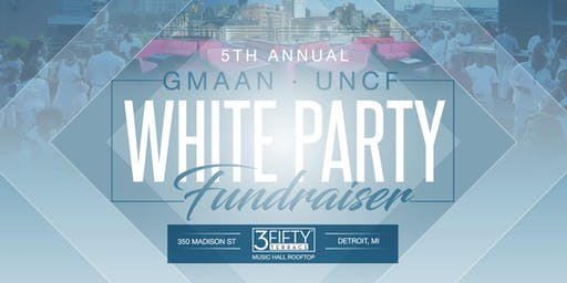 GMAAN 2019 UNCF White Party Fundraiser