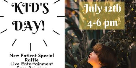 Kid's Day tickets