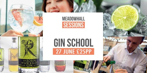 Gin School - Meadowhall Sessions