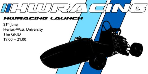 HWRacing HWR-09 Launch
