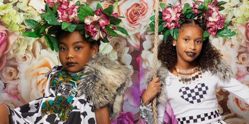"SPRING BLISSED presents ""WILD FLOWERS"" a NYFW Fashion Production for Kids"