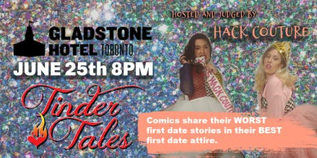 Tinder Tales: First Date Fashion hosted by Hack Couture tickets