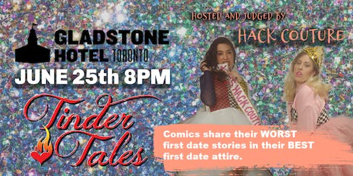 Tinder Tales: First Date Fashion hosted by Hack Couture