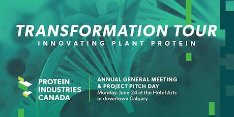 Protein Industries Canada - Annual General Meeting & Pitch Day Event tickets
