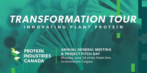 Protein Industries Canada - Annual General Meeting & Pitch Day Event