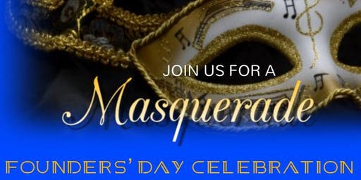 Founders' Day Masquerade Ball