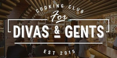 The Grand Opening of the Cooking Club for Divas & Gents!