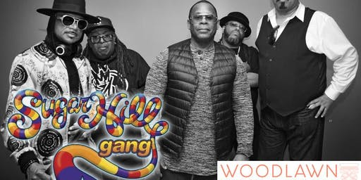Sugarhill Gang at Woodlawn Beach