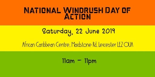 National Windrush Day of Action