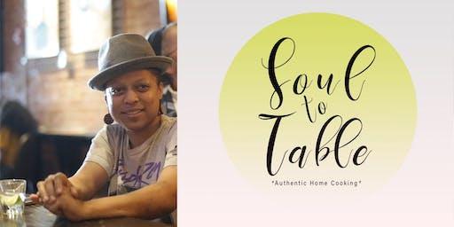 Soul to Table - Bonfire Sessions