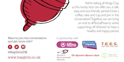 Project GIVE Global Menstrual Hygiene Day event