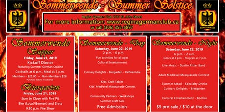 Summer Solstice Celebration tickets
