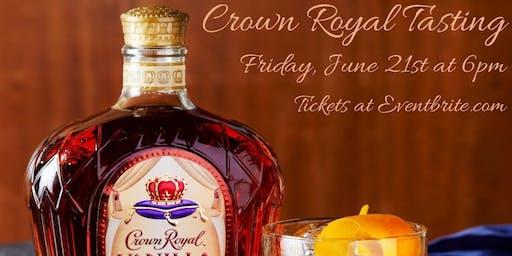 Mugsy's Crown Royal Tasting
