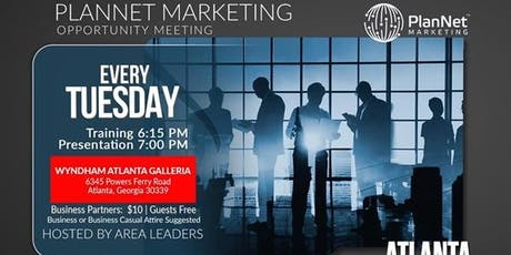 Free Business Opportunity Meeting tickets