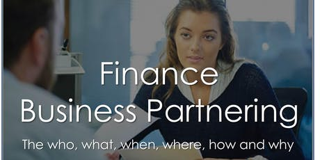 Finance Business Partnering tickets